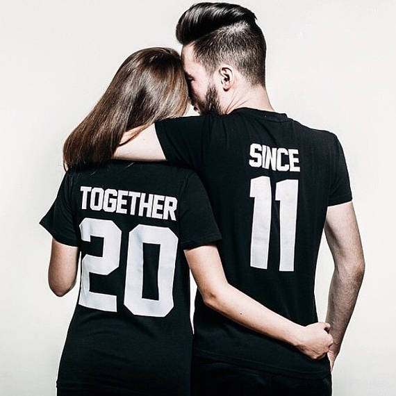 Together-Since-T-shirts-