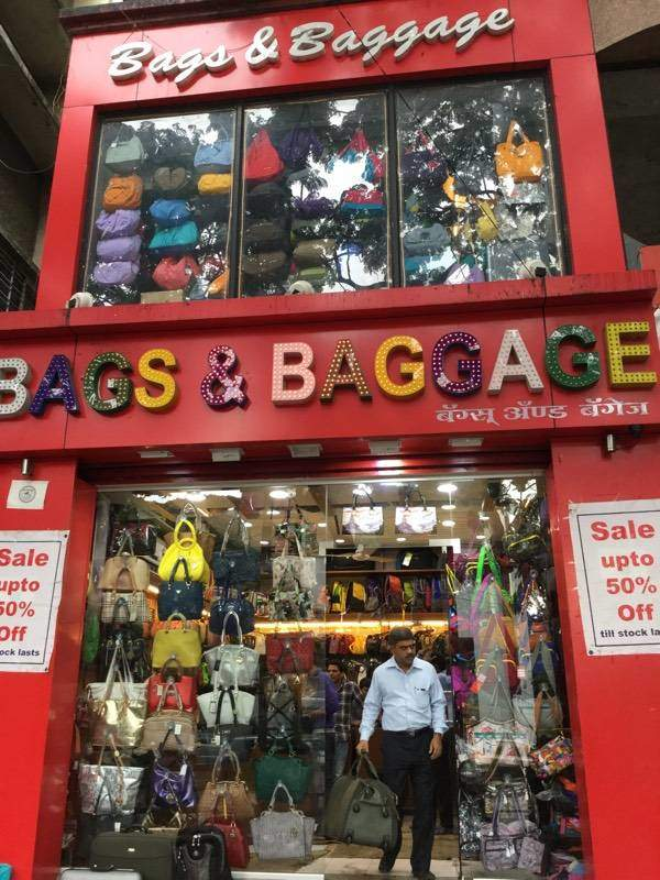 bags and baggage