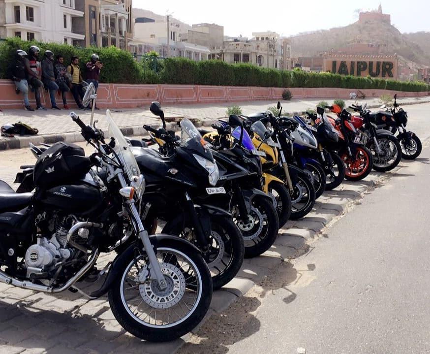 Jaipur Bikers