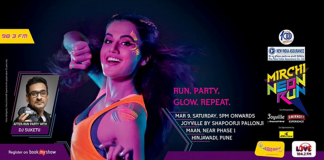 Mirchi Neon Run