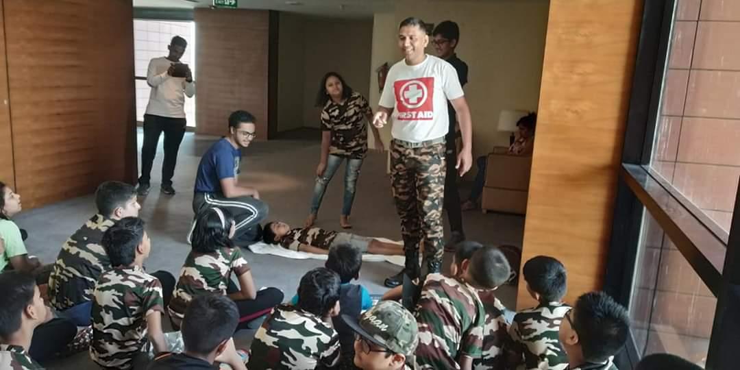 self defense classes in Pune