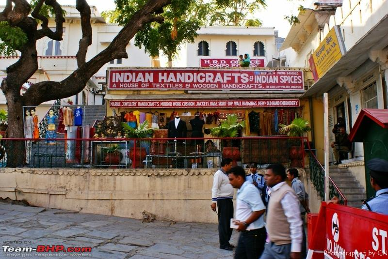 udaipur in shopping