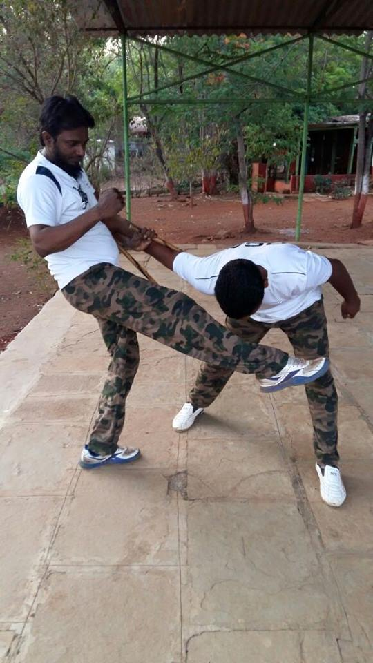 Oriental Combat Arts Self-defence classes in Pune