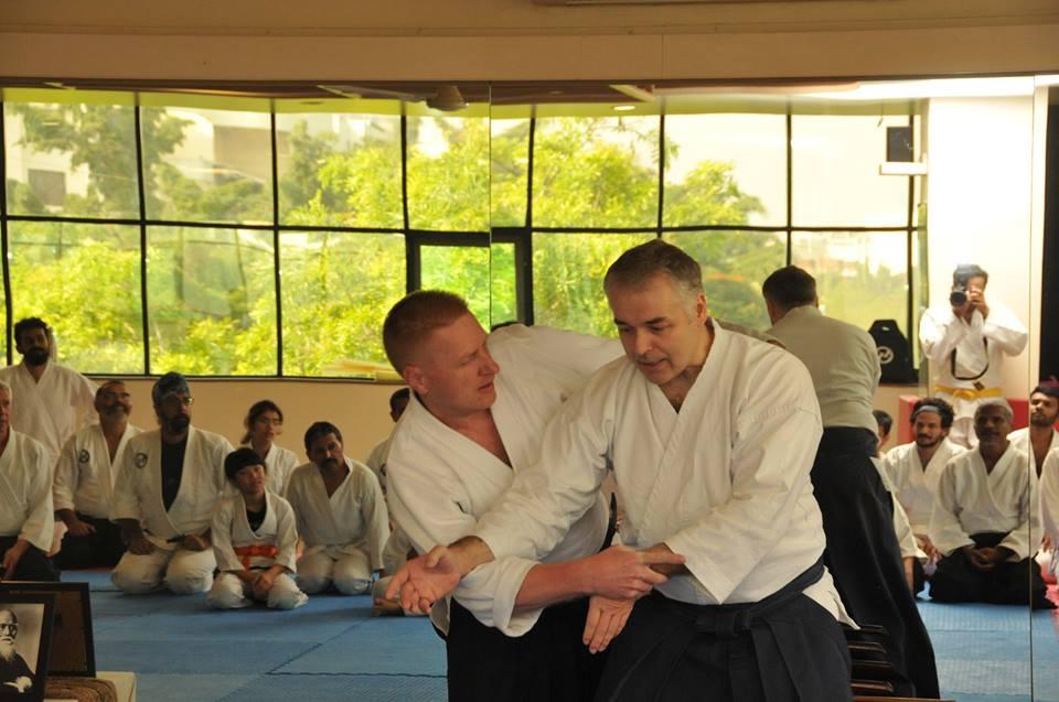 Pune Aikikai Self defense classes in Pune