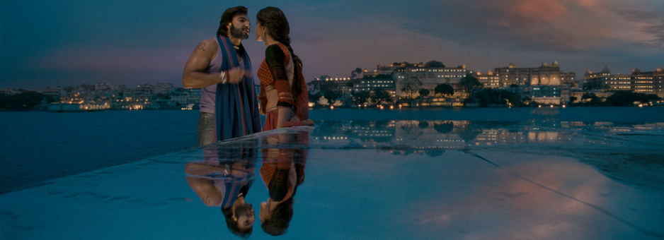 movies shot in Udaipur