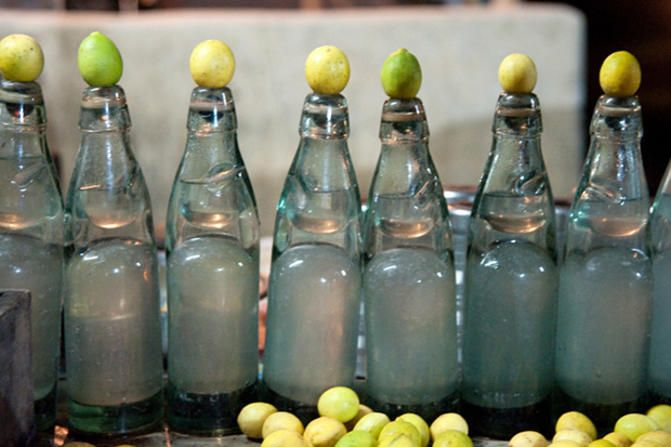 summer drinks in Udaipur