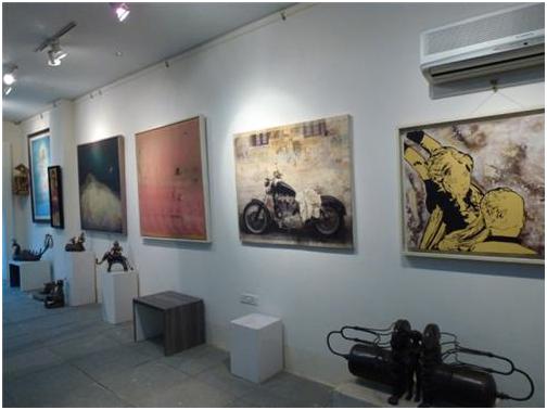 Art Galleries in Jaipur