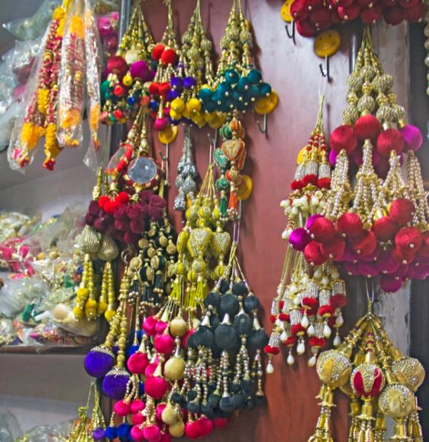 Rakhi in Jaipur