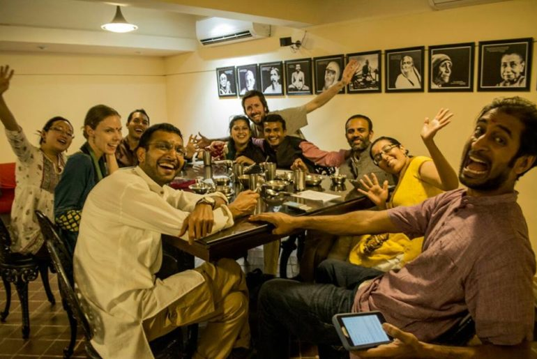 Seva Cafe in Ahmedabad serves love and goodwill on the table! - Local Samosa