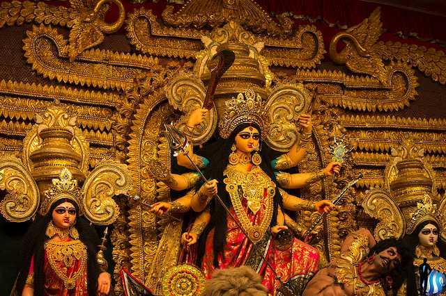 Salunke Vihar Durga Pujo Pandals in Pune