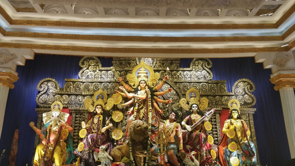 Baner Durga Pujo Pandals in Pune