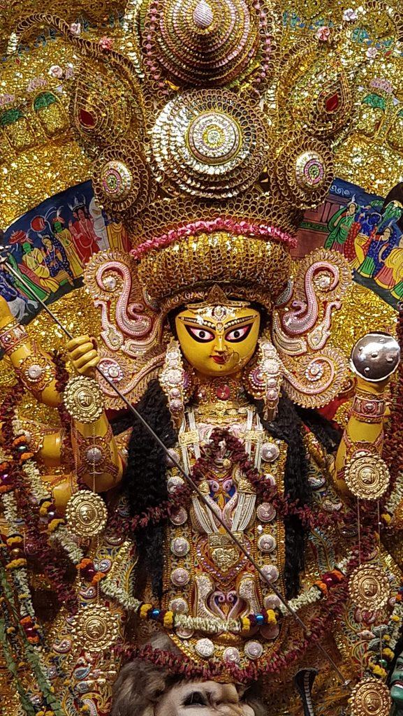 Hadapsar Durga Pujo Pandals in Pune