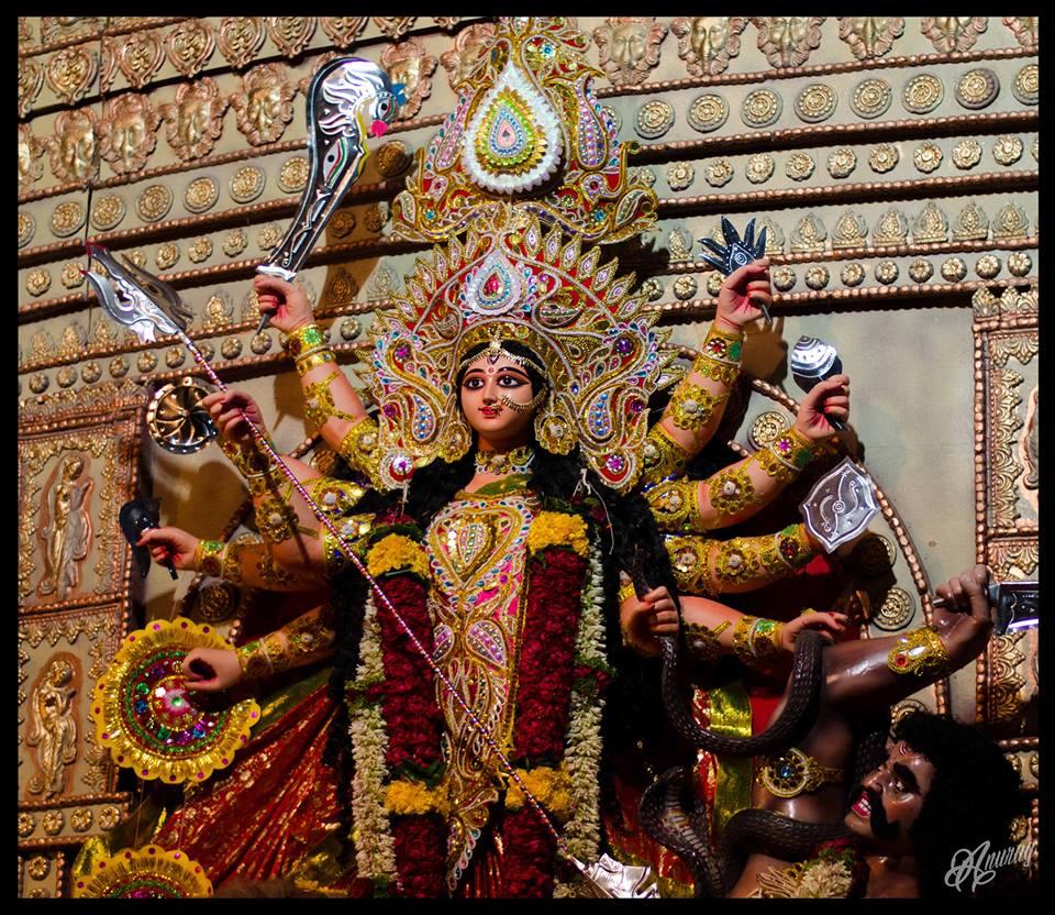 Congress Durga Pujo Pandals in Pune