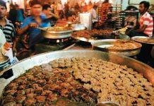 Lucknow street food