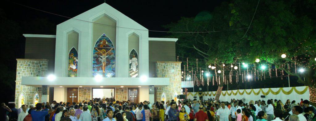 Churches in Mumbai