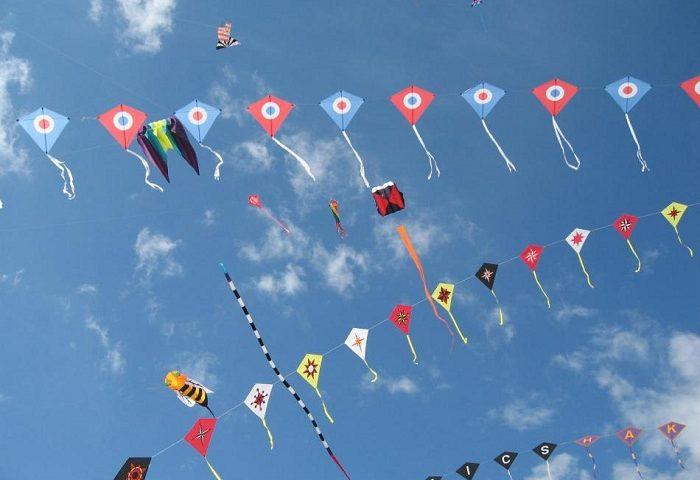 International Kite Festival, Jaipur