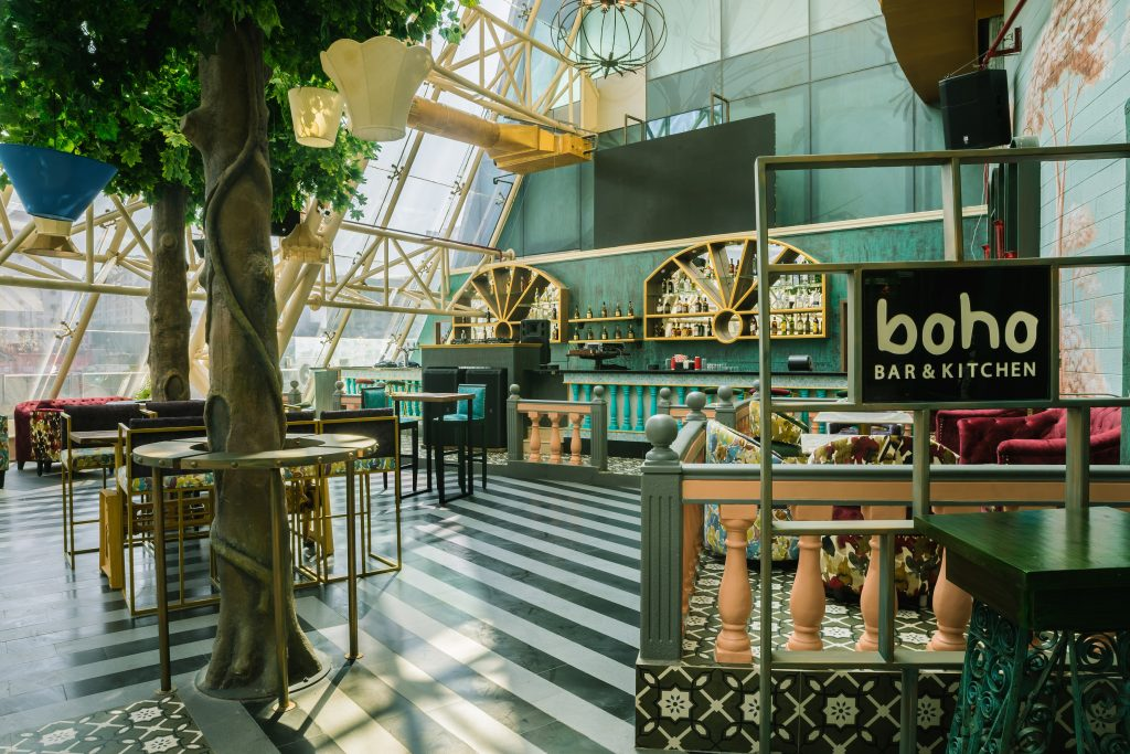 BOHO Bar and Kitchen