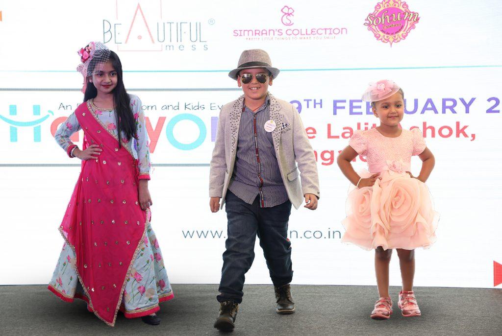 HappyOn Exhibition in Bangalore