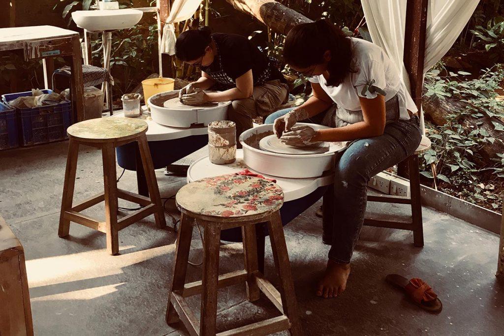 Pottery classes in Mumbai