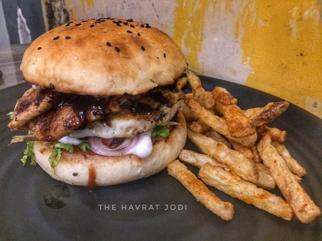 Burgers in Mumbai