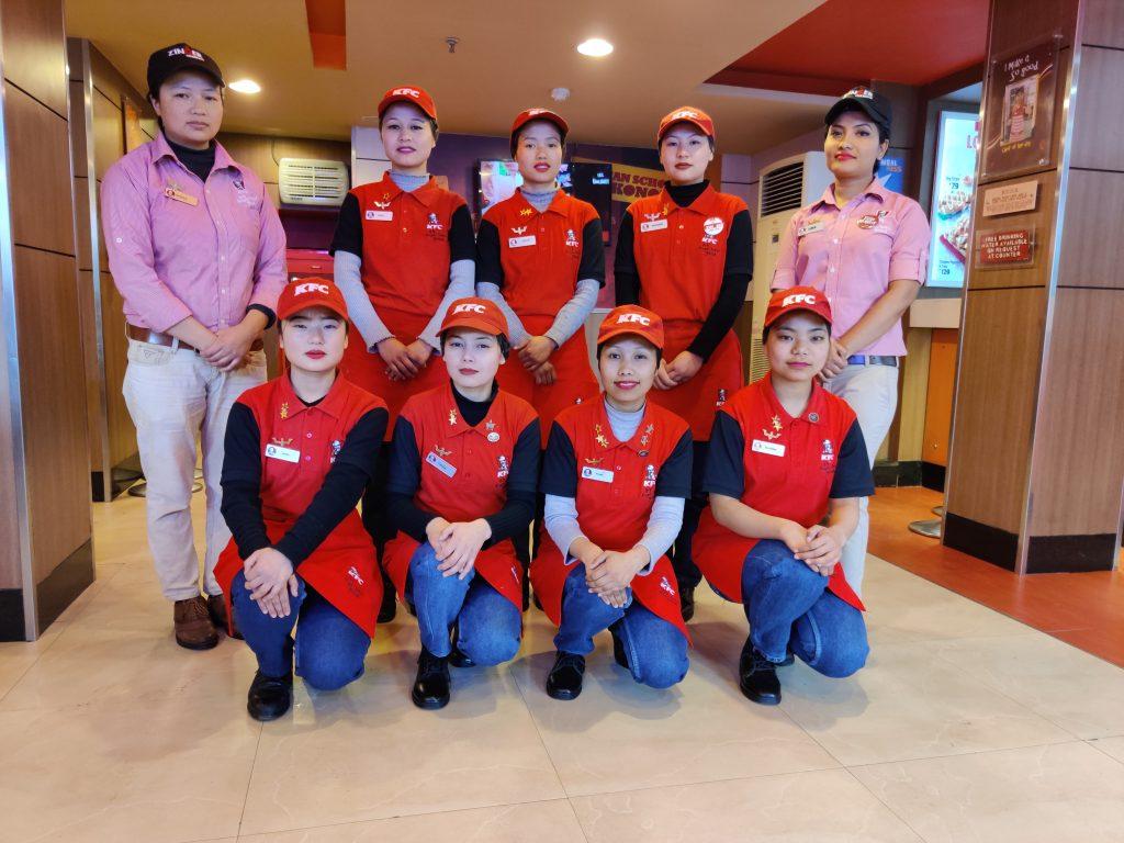 KFC Darjeeling