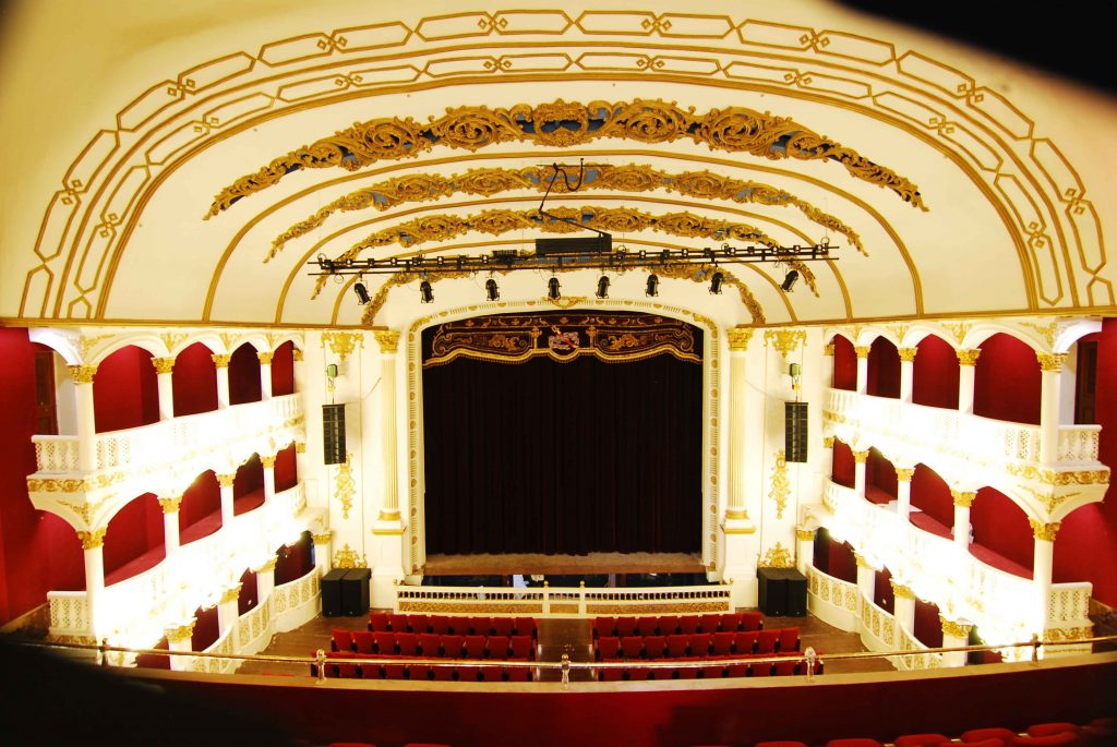 Opera house conservation by Abha Narian