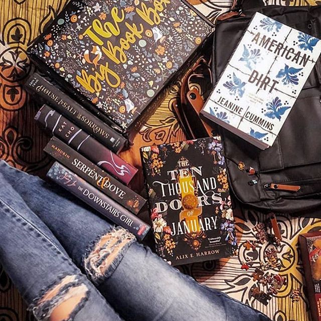 Book Subscription boxes