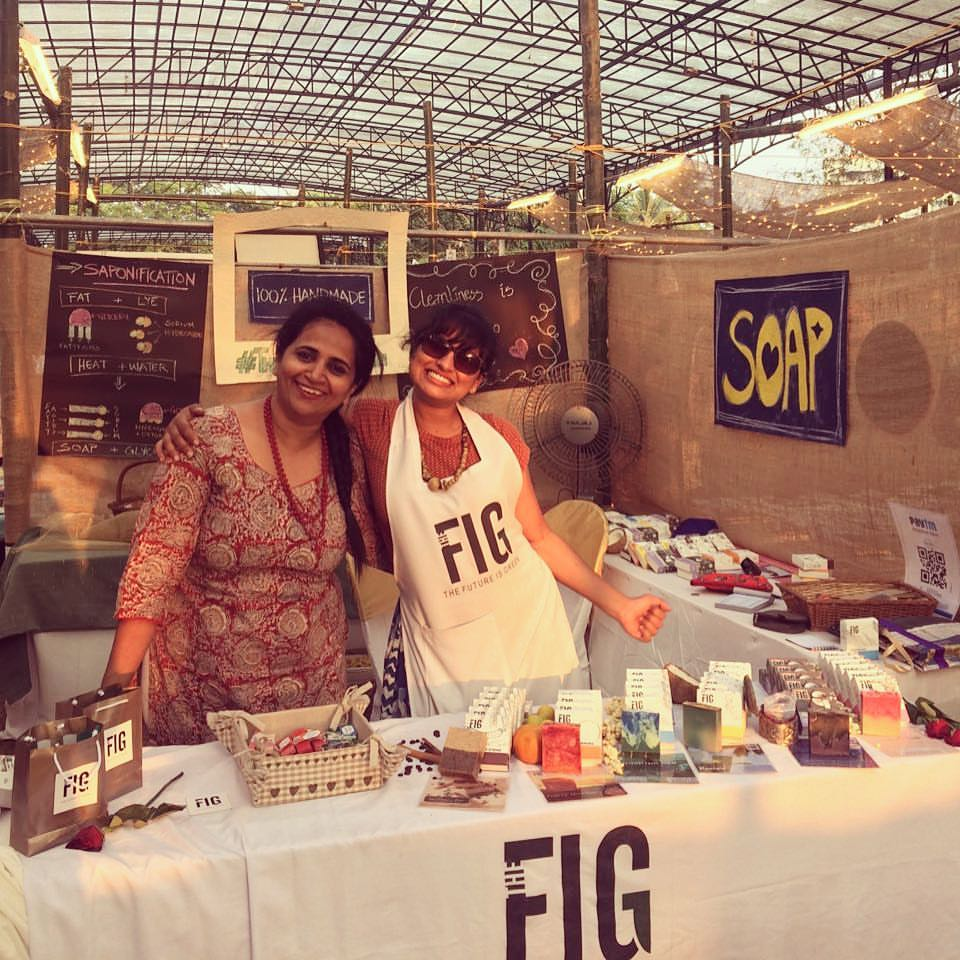 The FIg businesses run by mother-child duos