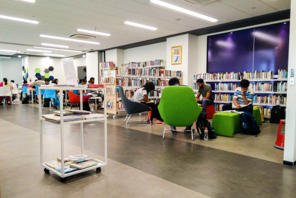 The British Council Library moves Online