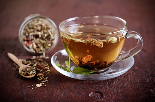 soothing tea recipes
