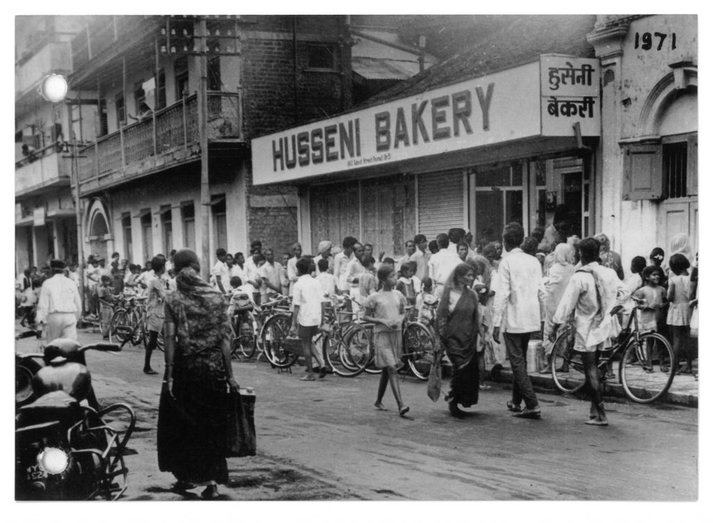 Husseny Bakery is now home delivering