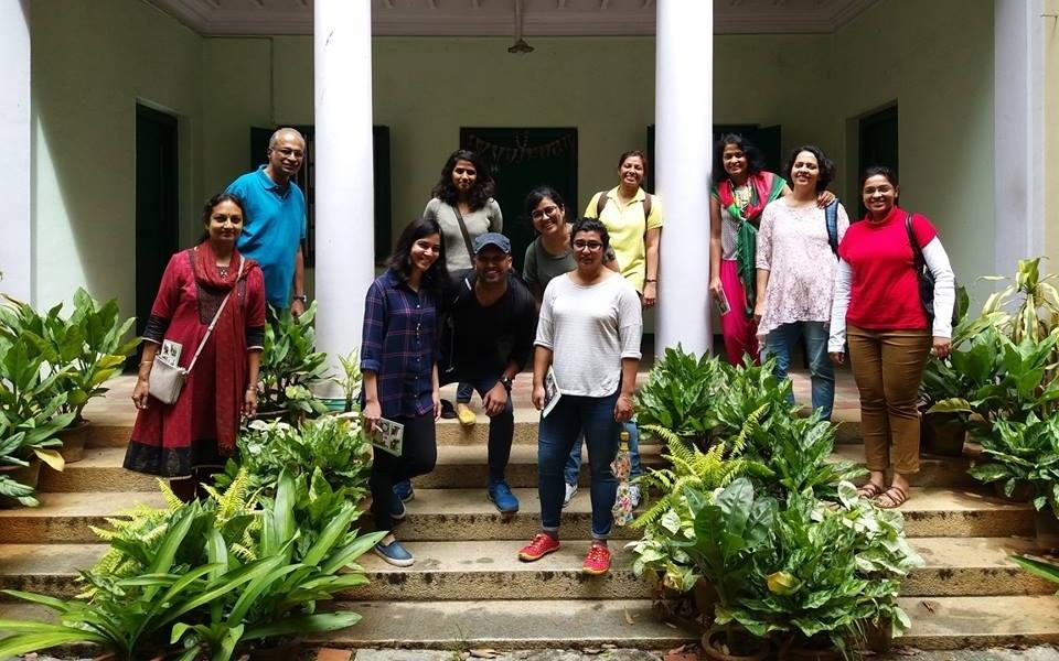 Food and Heritage Walk groups of Bengaluru are back