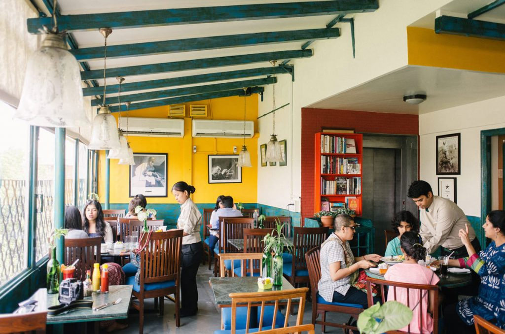 Full Circle and Cafe Turtle in Khan Market shut down