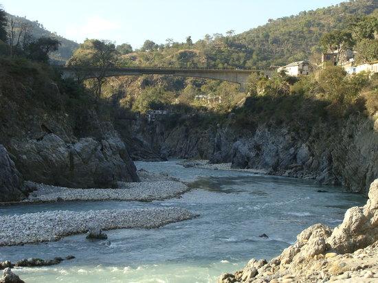 Hot Water Springs in India