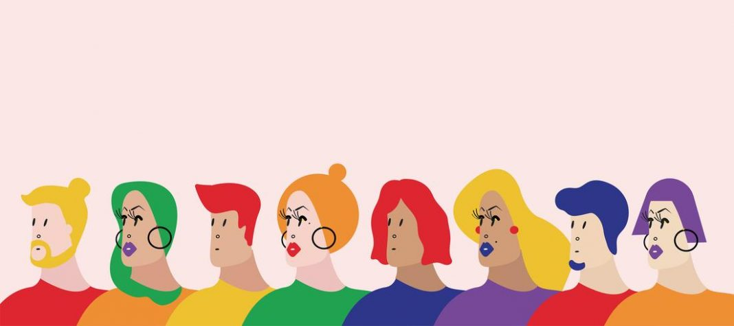 illustrators and artists working on queer art