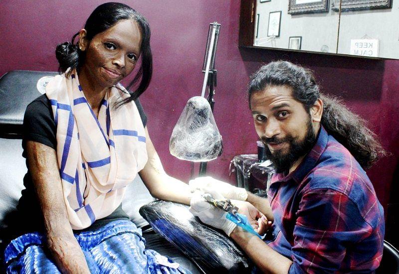 Vikas Malani tattoo artist