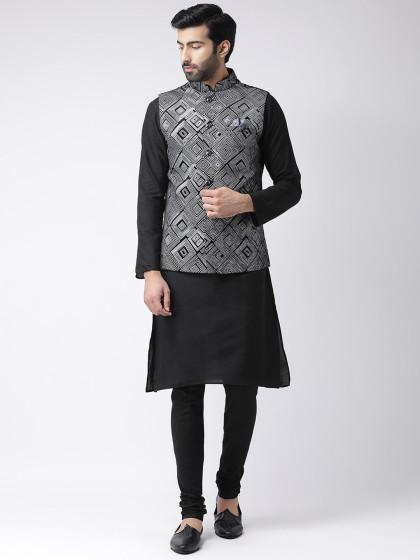 Ethnic wear for men on Rakhi