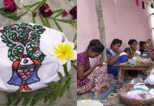 Remant Kumar Mishra Madhubani painting masks