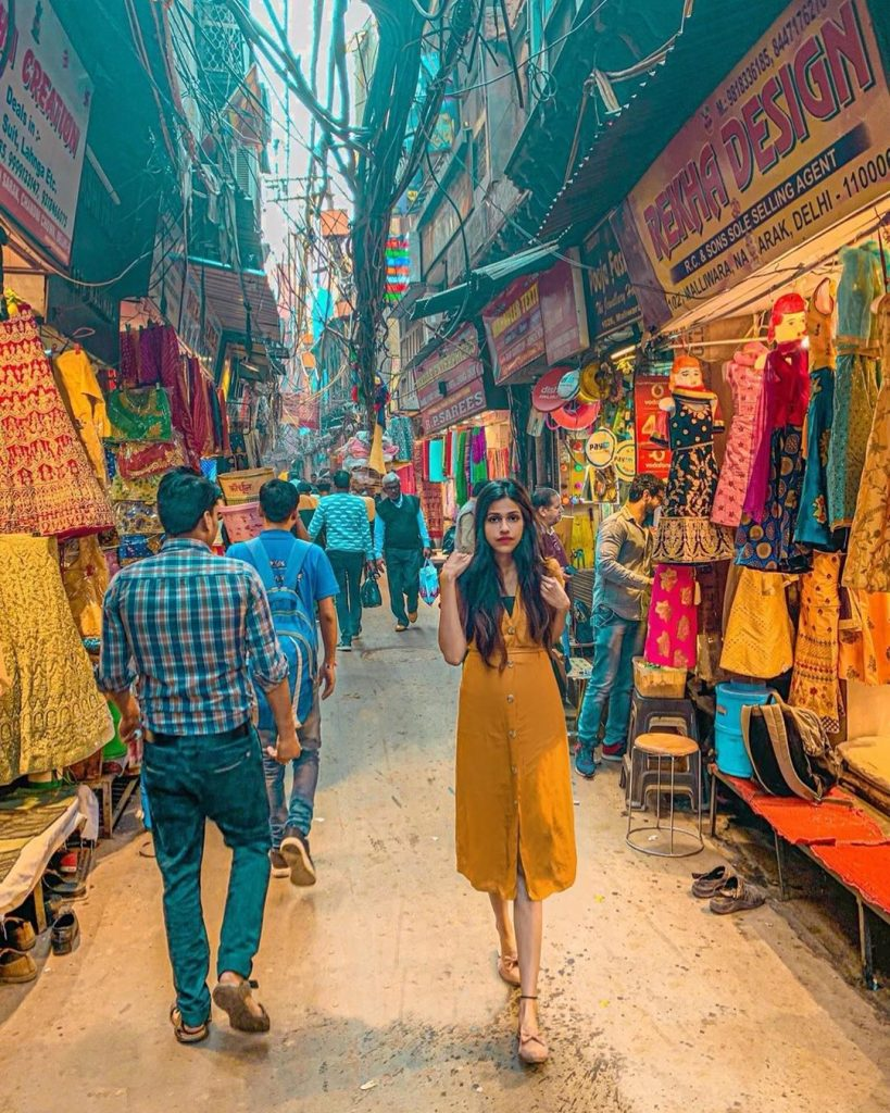 Local Markets in Delhi for photo-shoot
