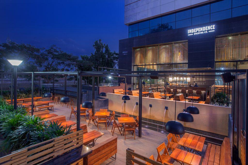 hangout spots in Pune