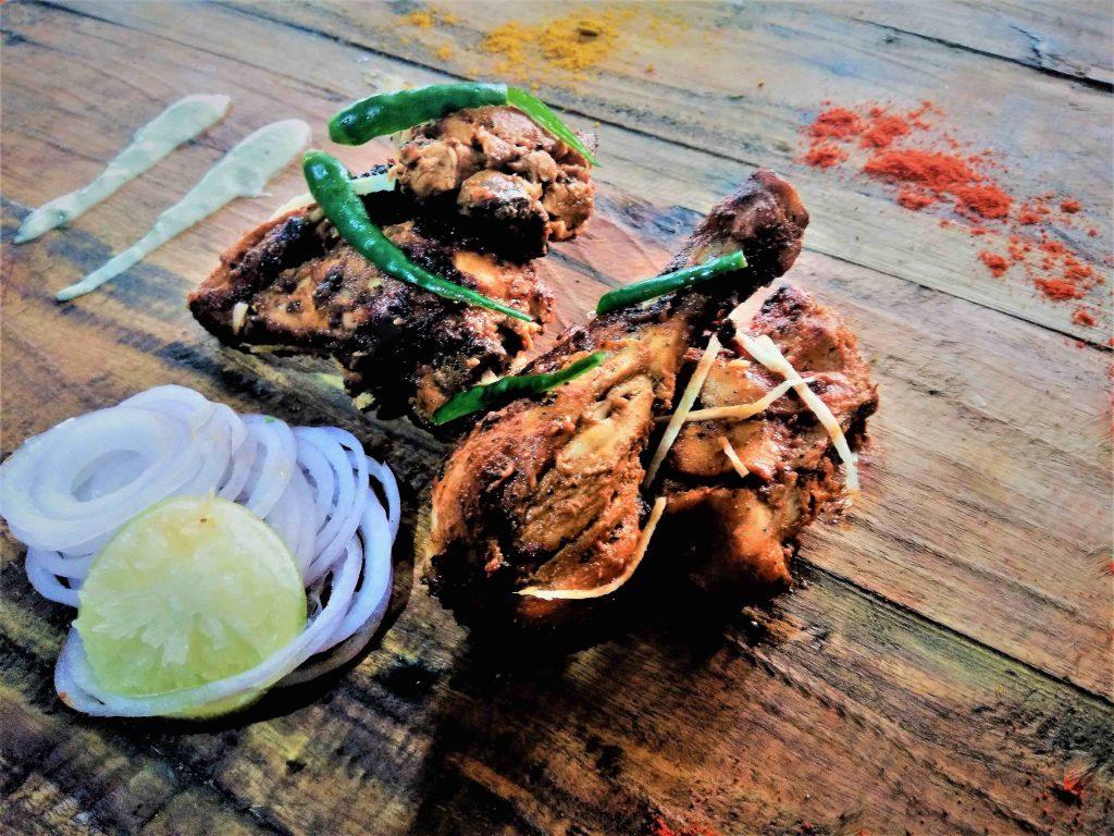 Eid food in Delhi