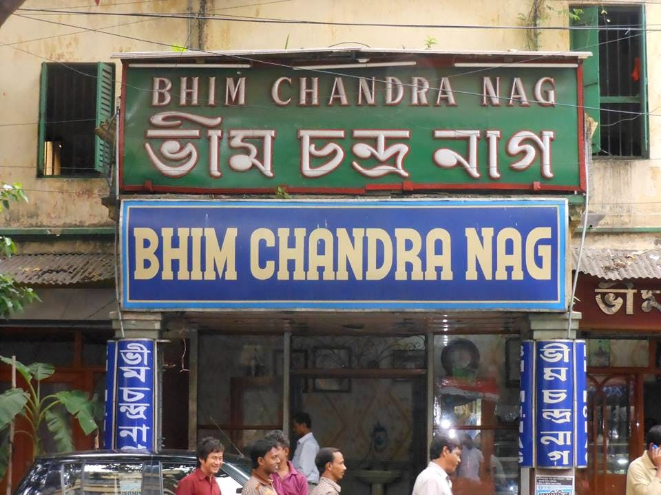Eateries in Kolkata before independence