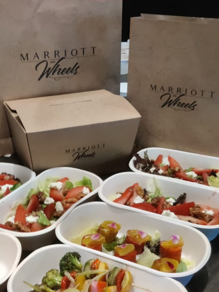 Marriott on Wheels