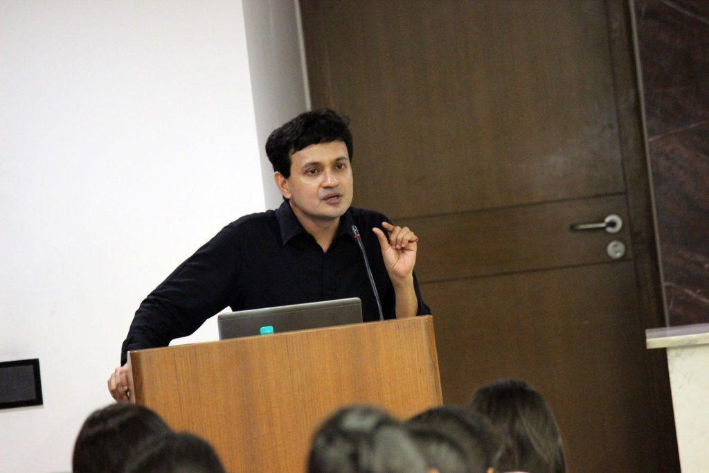 Saikat Majumdar author