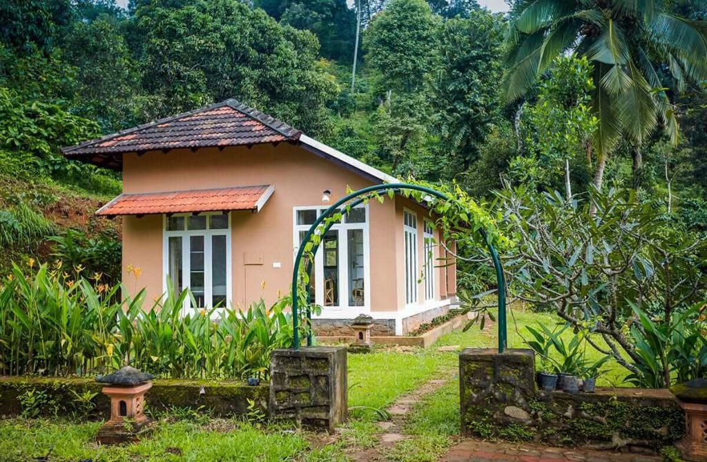 resorts in Kerla