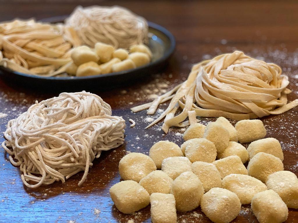 Take & Make Pasta Kits