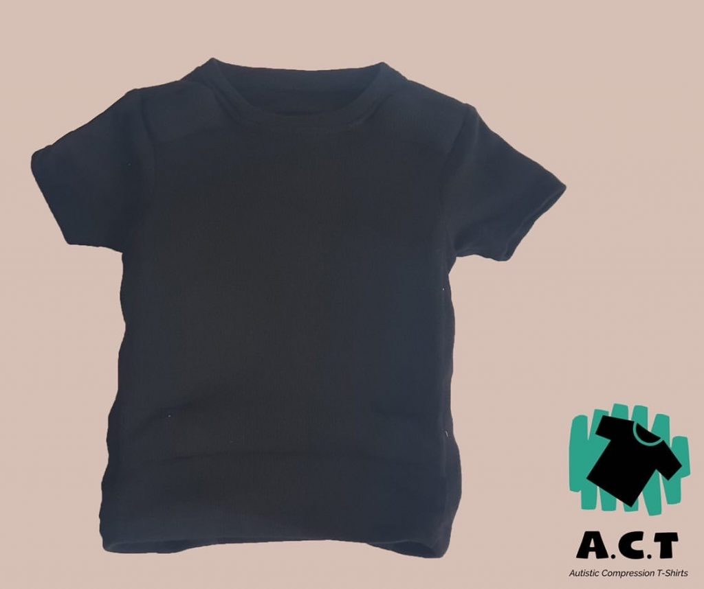t-shirts for children with autism