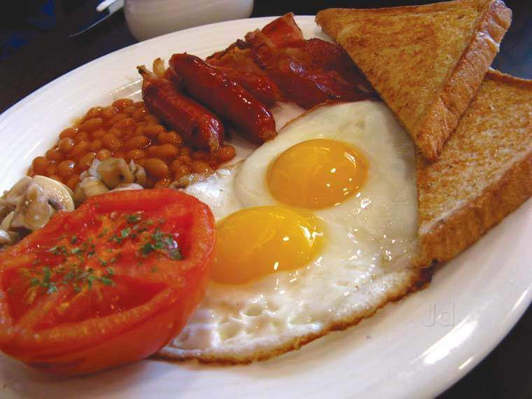 Breakfast places open for delivery in Bangalore