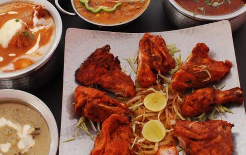 Non vegetarian food in Jaipur