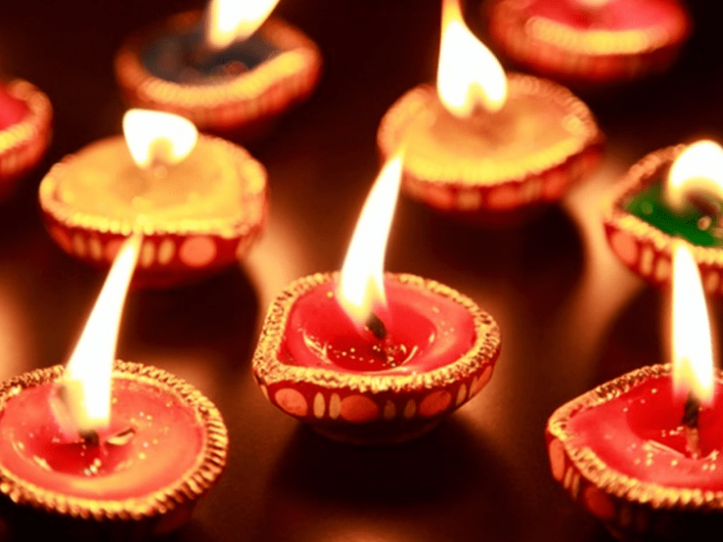 local markets in delhi for diyas